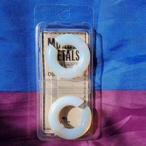 0g opalite ear weights
